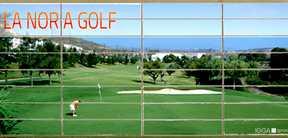 Réservation Stage, Cours et Leçons au Golf La Noria à Malaga en Espagne