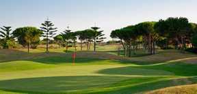 Réservation Tee-Time au Golf Las Lomas de Sancti Petri à Malaga en Espagne