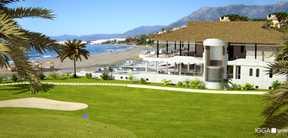 Réservation au Golf Rio Real à Malaga en Espagne
