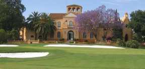 Réservation des Forfait et package au Golf Guadalhorce à Malaga en Espagne