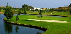 Réservation des Forfait et package au Golf La Noria à Malaga en Espagne