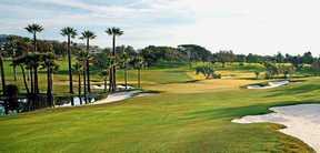 Réservation des Forfait et package au Golf Las Brisas à Malaga en Espagne