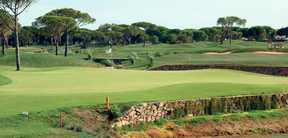 Réservation des Forfait et package au Golf Las Lomas de Sancti Petri à Malaga en Espagne