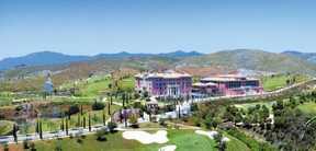 Réservation des Forfait et package au Golf Villa Padierna – Flamingos à Malaga en Espagne