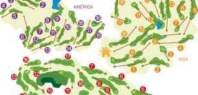 Tarifs et Promotion pour la réservation au Golf La Cala-Europa à Malaga en Espagne