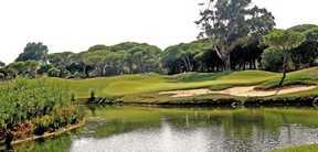 Tarifs et Promotion pour la réservation au Golf Las Lomas de Sancti Petri à Malaga en Espagne