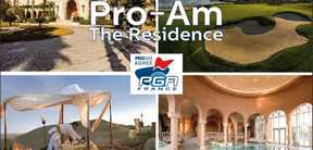 1ére édition du Pro-Am The Residence Tunisie