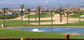 Réservation Green Fee au Golf Hacienda del Alamo à Murcie en Espagne