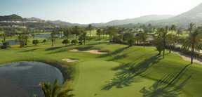 Réservation Stage, Cours et Leçons au Golf La Manga à Murcie en Espagne