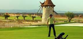 Réservation Stage, Cours et Leçons au Golf Mosa Trajectum à Murcie en Espagne