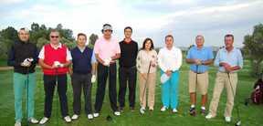 Réservation Stage, Cours et Leçons au Golf Palomarejos à Tolède en Espagne