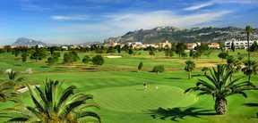 Réservation Tee-Time au Golf Oliva Nova à Valence en Espagne
