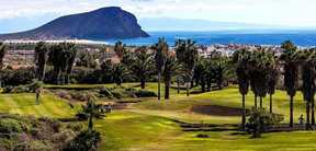Réservation des Forfait et package au Golf Del Sur à Ténérife en Espagne