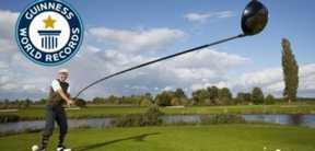 Des records de Golf insolites et spectaculaires