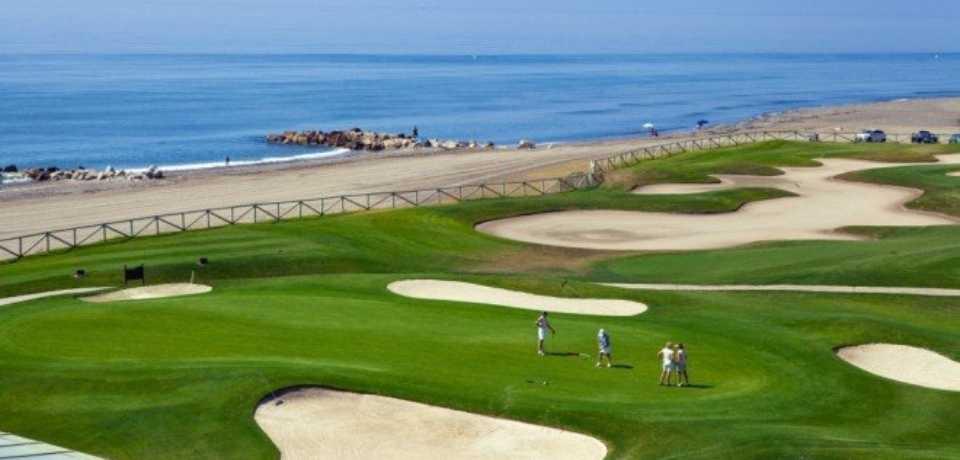 Réservation Stage, Cours et Leçons au Golf Guadalmina à Marbella en Espagne