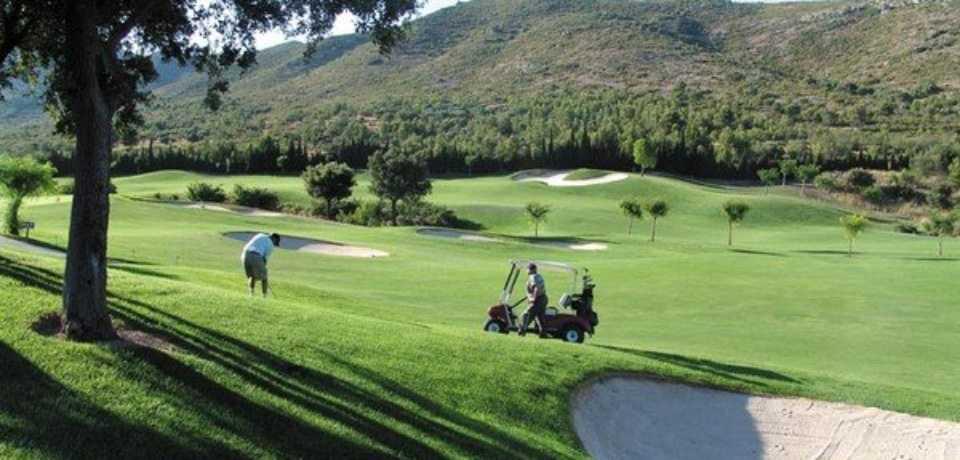 Réservation Stage, Cours et Leçons au Port Aventura Golf a Costa Dorada en Espagne