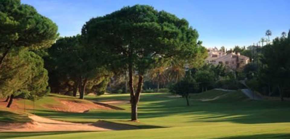 Réservation des Forfait et package au Golf Guadalmina a Marbella en Espagne