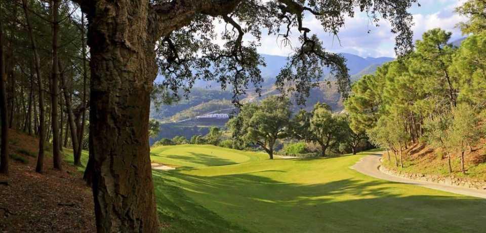 Réservation des Forfait et package au Golf La Zagaleta a Málaga en Espagne