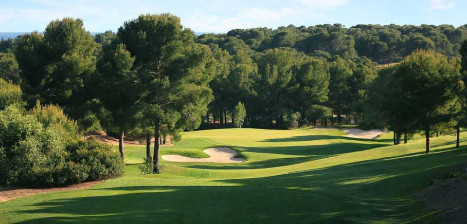 Réservation des Forfait et package au Port Aventura Golf a Costa Dorada en Espagne