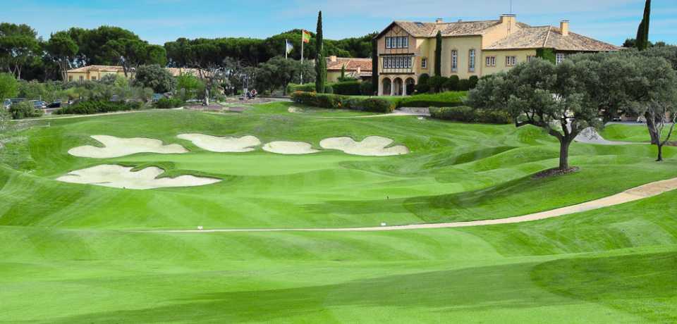Réservation des Forfait et package au Golf Real Sociedad a Vizcaya en Espagne