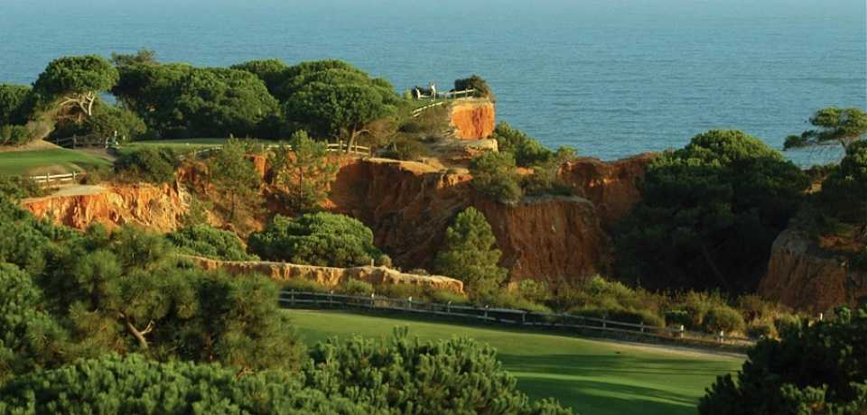 Réservation Forfait package au Golf Pine Cliffs Club Algarve Portugal