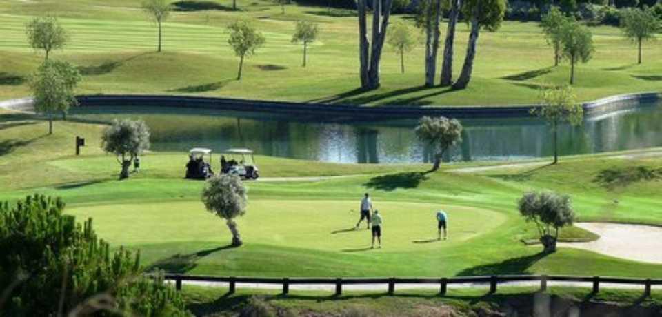 Réservation Golf Higueral Benahavis Espagne