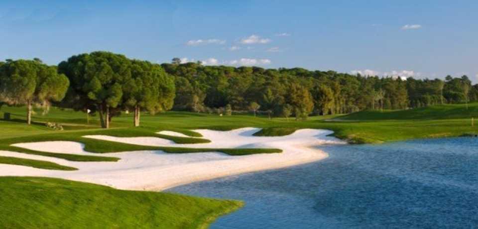 Réservation Golf Laranjal Almancil Portugal