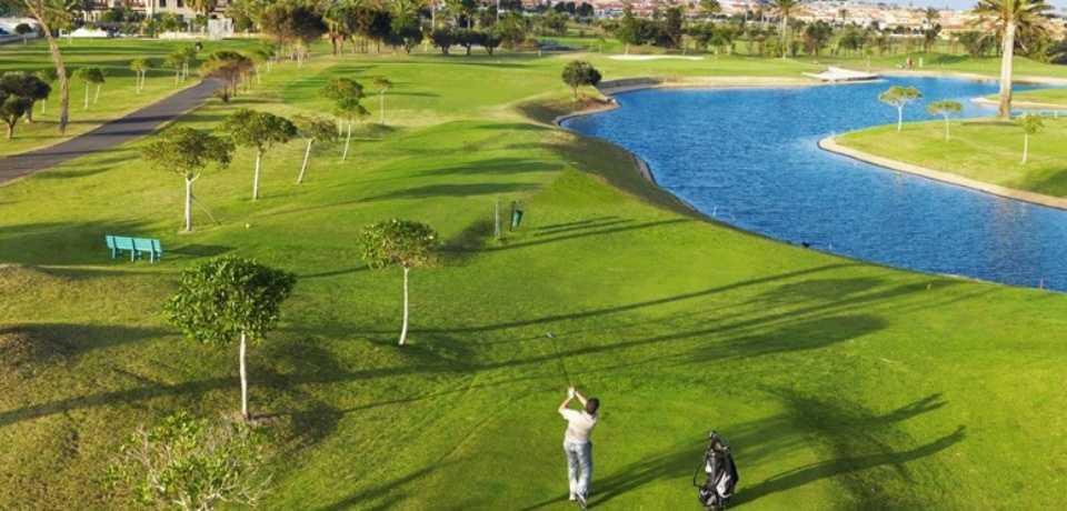Réservation Golf Playitas Fuerteventura Espagne