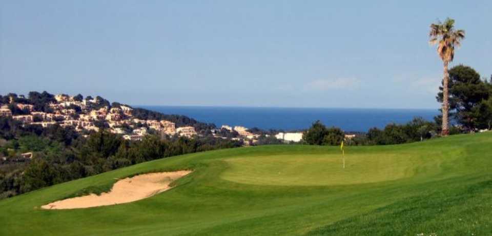 Réservation Green Fee au Golf Pollenca a Mallorca en Espagne