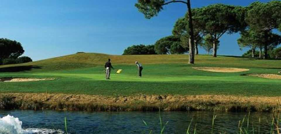 Réservation Forfait package au Golf Vilamoura Oceanico Pinhal Albufeira Portugal