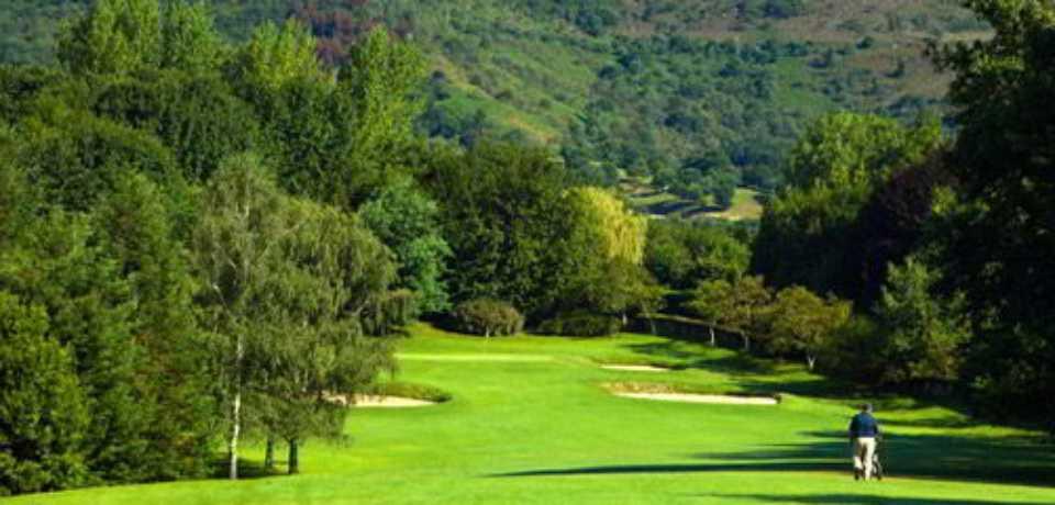 Réservation Green Fee auRoyal Golf Club de San Sebastián a Cantabria en Espagne