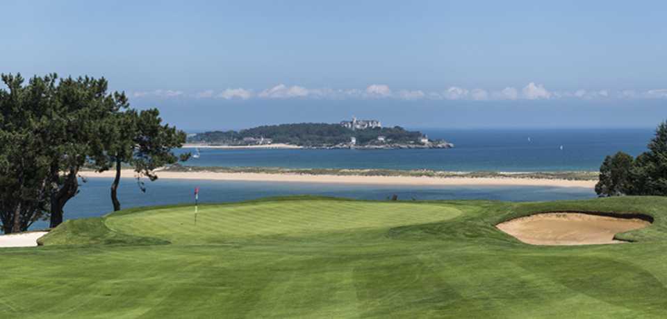 Réservation Green Fee auRoyal Golf de Pedreña a Cantabria en Espagne