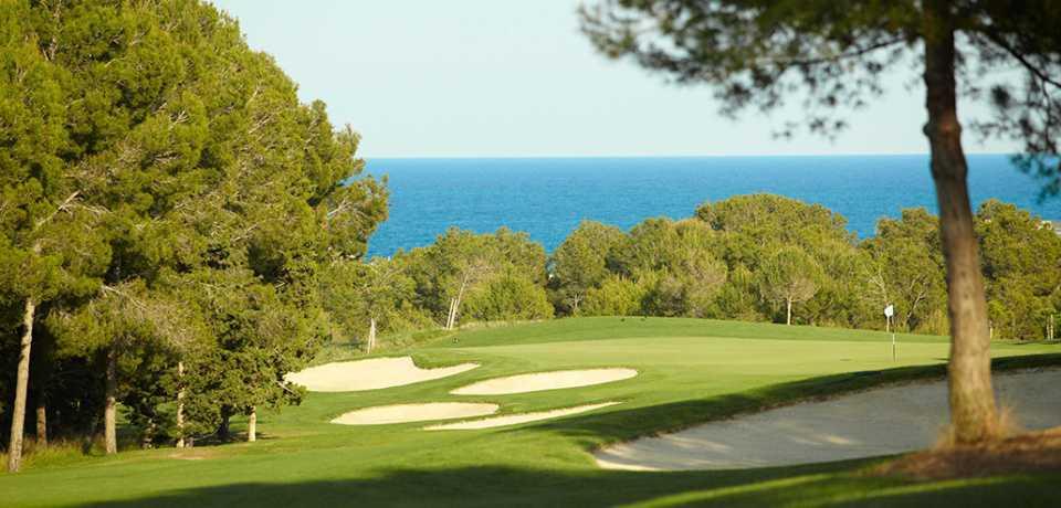 Réservation Green Fee au Port Aventura Golf a Costa Dorada en Espagne