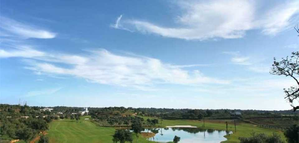 Réservation Golf Cours Oceanico Faldo Algarve Portugal