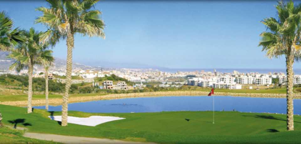 Réservation Golf Cerrado del Aguila a Málaga en Espagne