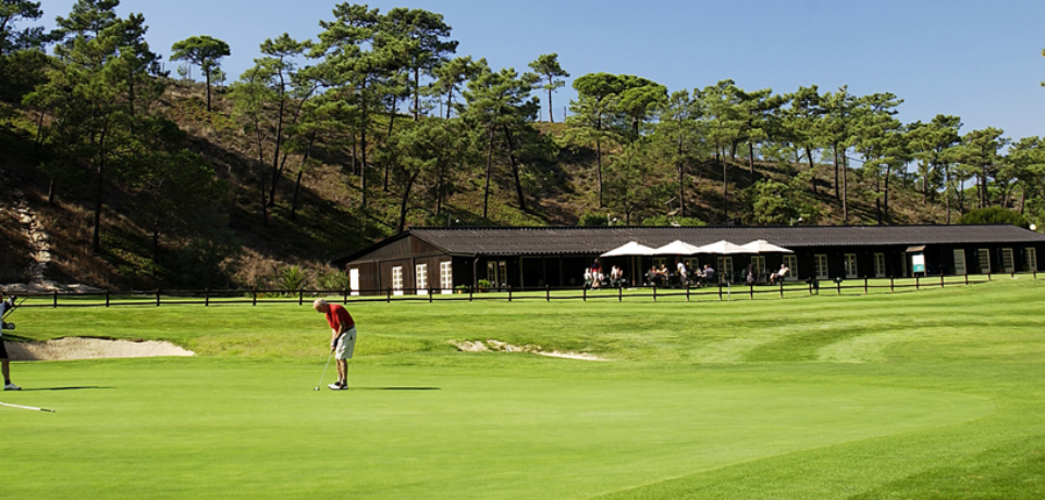 Réservation Golf Aroeira II Portugal
