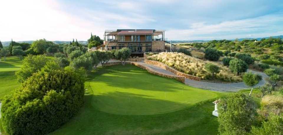 Réservation Golf Espiche Lagos Portugal