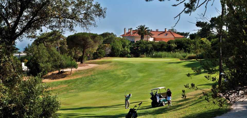 Réservation Golf Estoril Palacio Portugal