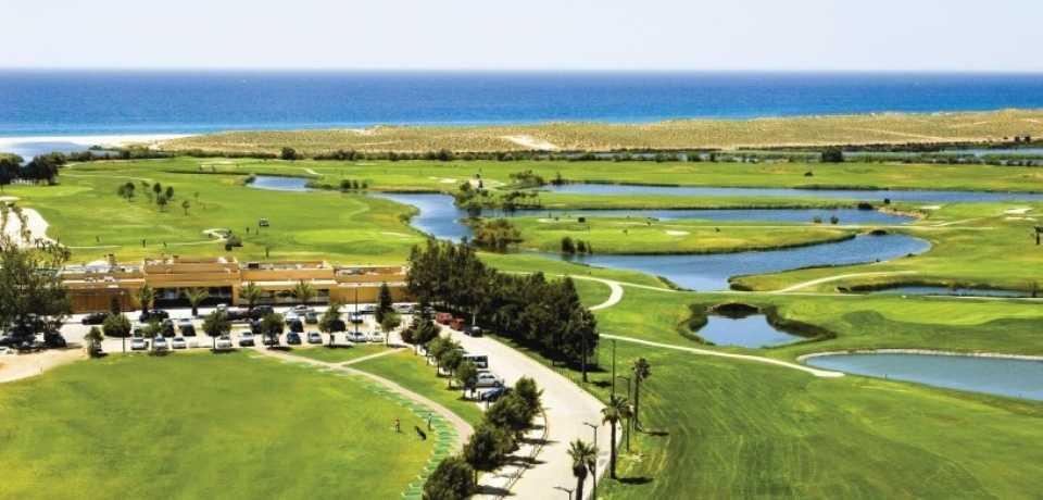 Réservation Golf Salgados Albufeira Algarve Portugal