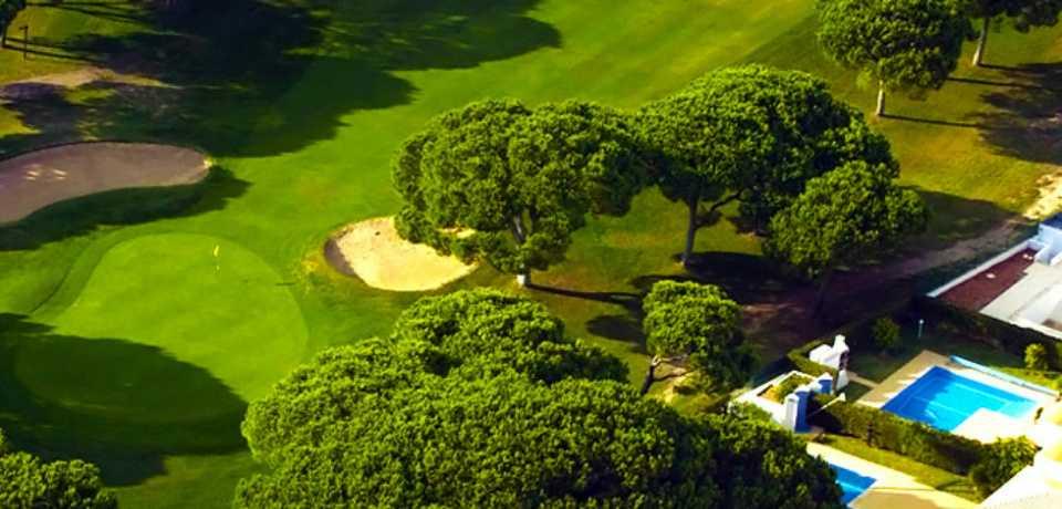 Réservation Green Fee au Golf Pinhal Vilamoura en Portugal