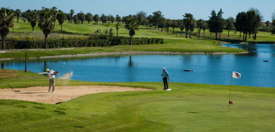 Réservation Green Fee au Golf Salgados Portugal