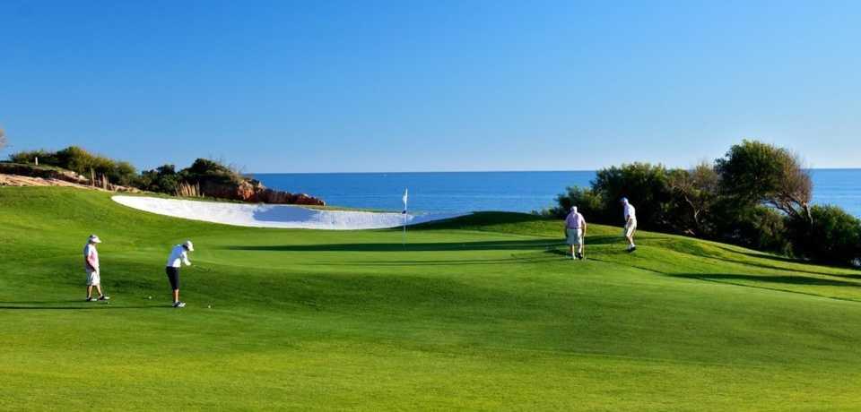 Réservation Green Fee au Golf Vale do Lobo Ocean en Portugal