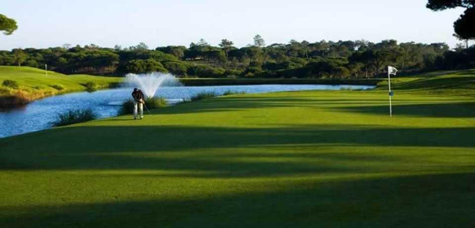 Réservation Green Fee au Golf Vale do Lobo Royal en Portugal