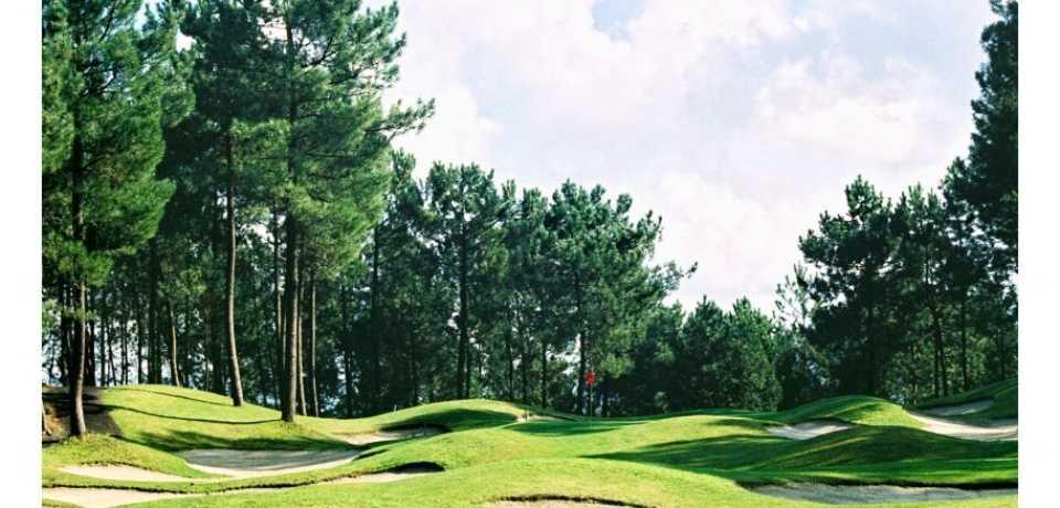Réservation Stage, Cours et Leçons au Amarante Golf Club Portugal