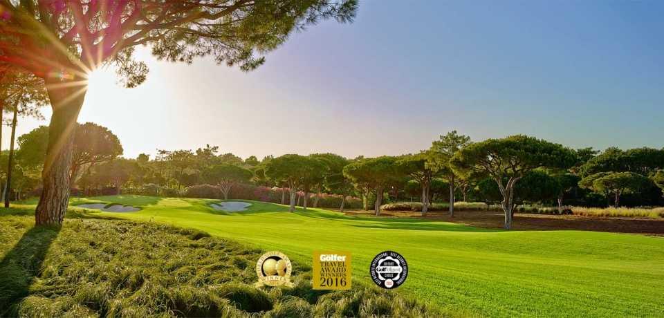 Réservation Stage, Cours et Leçons au Golf Quinta do Lago Nord en Portugal