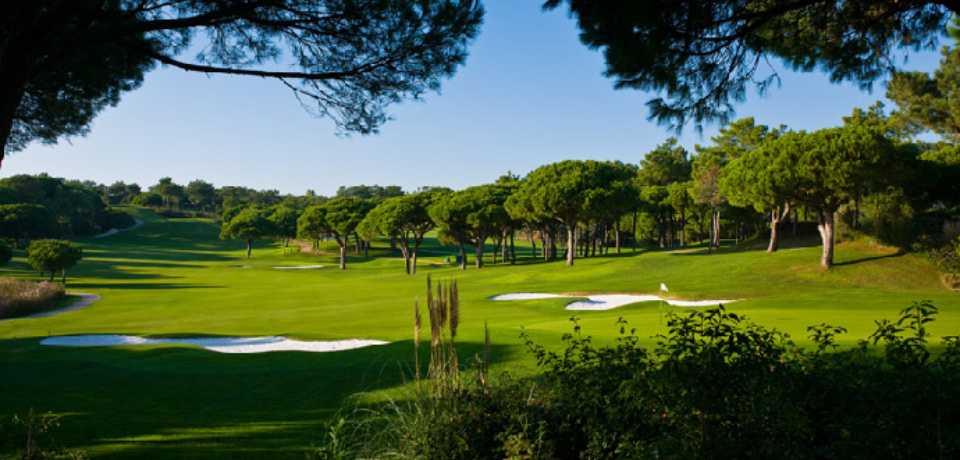 Réservation Stage, Cours et Leçons au Golf Quinta do Lago Sud en Portugal