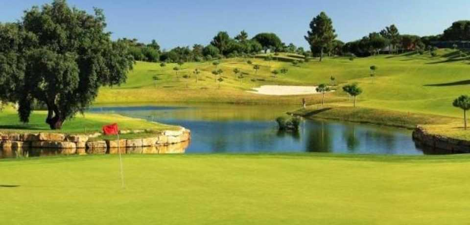 Réservation Tee Time au Golf Pinheiros Altos en Portugal