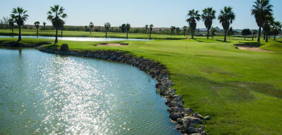 Réservation Tee Time au Golf Salgados en Portugal