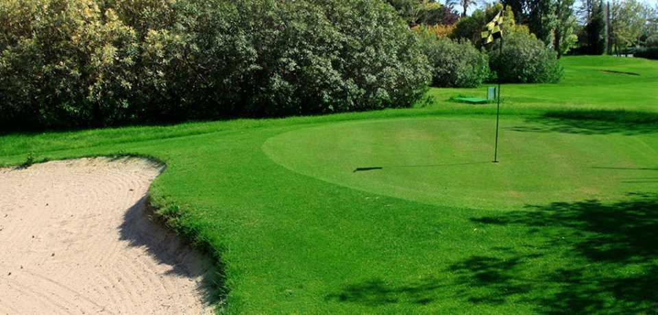 Réservation Forfaits et packages au Golf Reus Aigües-Verds à Costa Dorada en Espagne