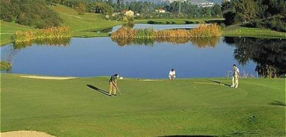 Forfait Package au Amarante Golf Club Portugal
